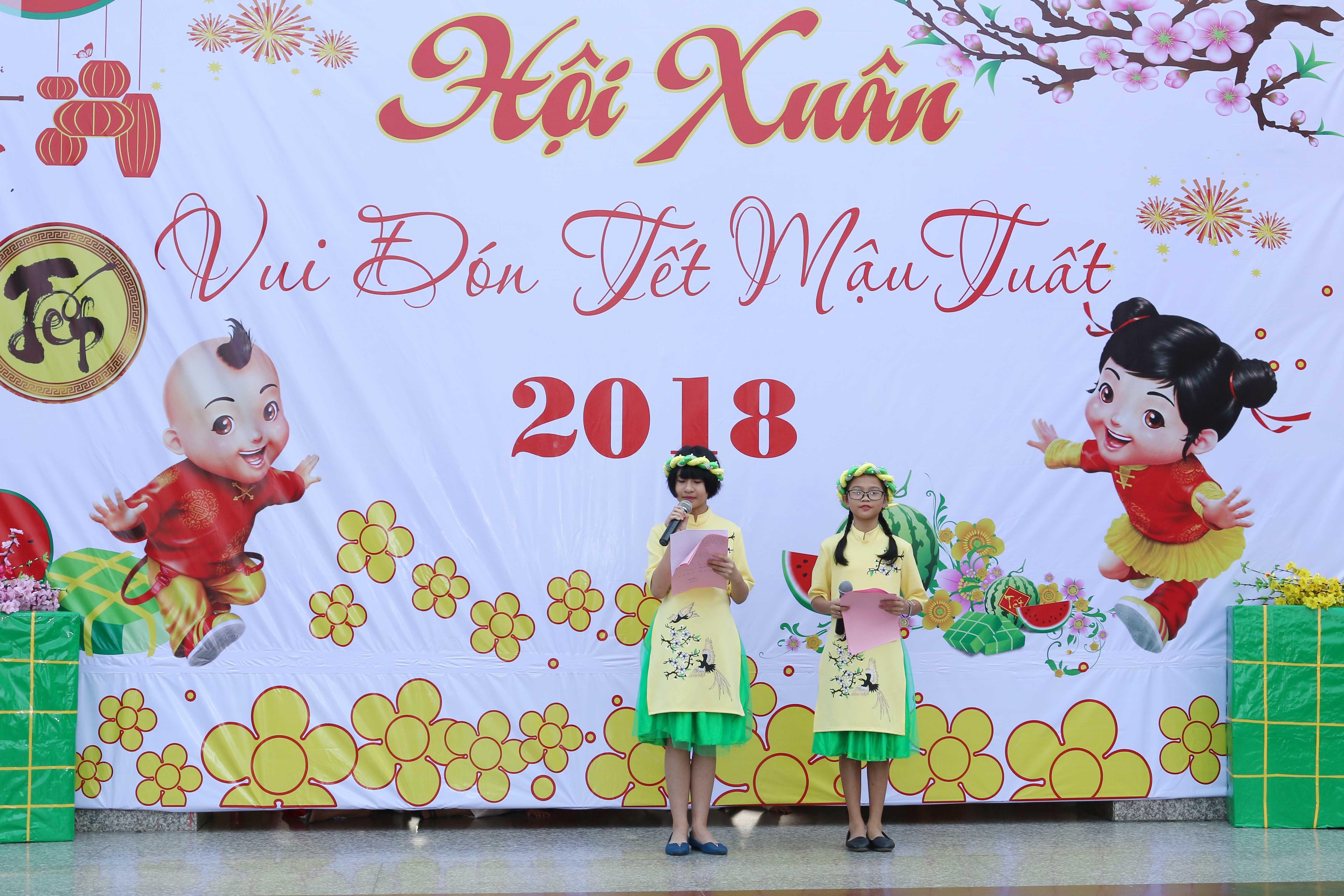 Hội Xuân Vui Đón Tết Mậu Tuất 2018